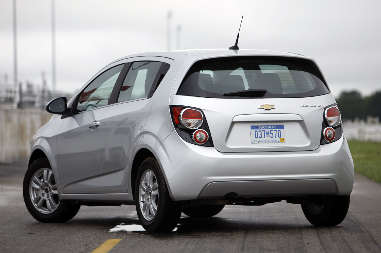 2015 Chevy Sonic Review Specs   Release Date, Price and Specs