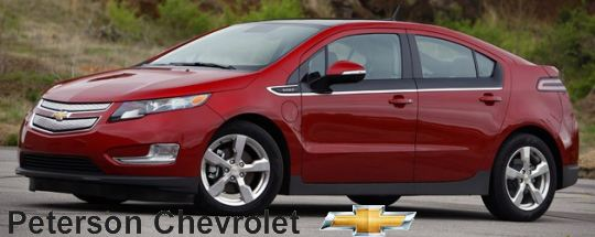 2012 chevy volt coming to boise peterson chevrolet buick cadillac of. Cars Review. Best American Auto & Cars Review
