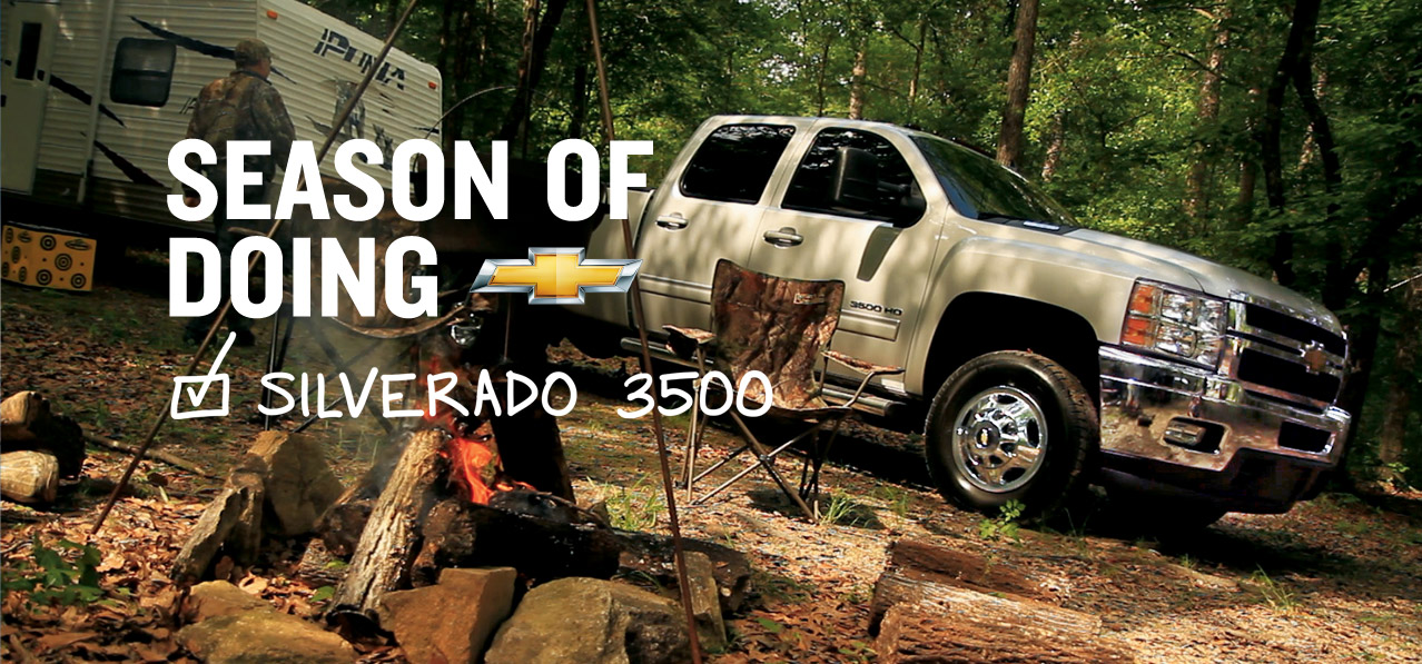 Peterson Chevrolet  A Season of Doing