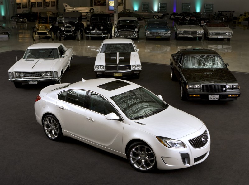Buick GS Group