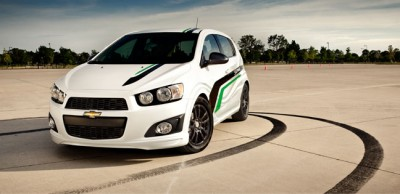 2012 Chevy Sonic Personalization