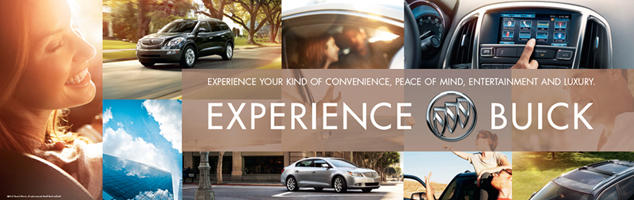 Experience Buick at Peterson Chevrolet Buick Cadillac