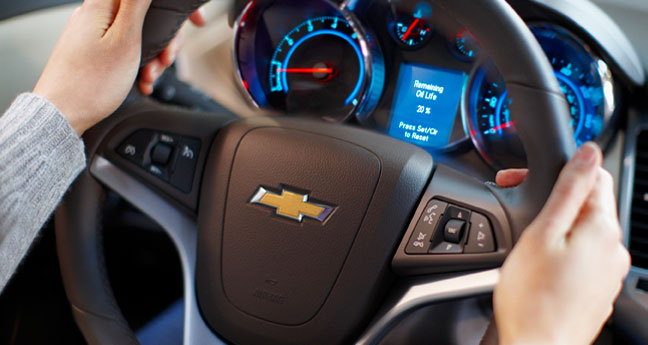 Oil Change Boise >> OIL CHANGES & THE OIL LIFE SYSTEM | Peterson Chevrolet Buick Cadillac of Boise