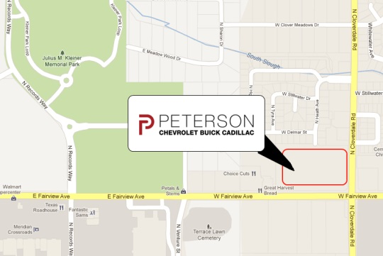 peterson_chevrolet_new_location