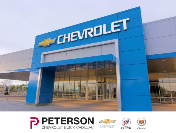 New Peterson Chevrolet Store