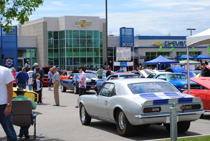 all gm car show 2013 peterson chevrolet buick cadillac of boise. Cars Review. Best American Auto & Cars Review