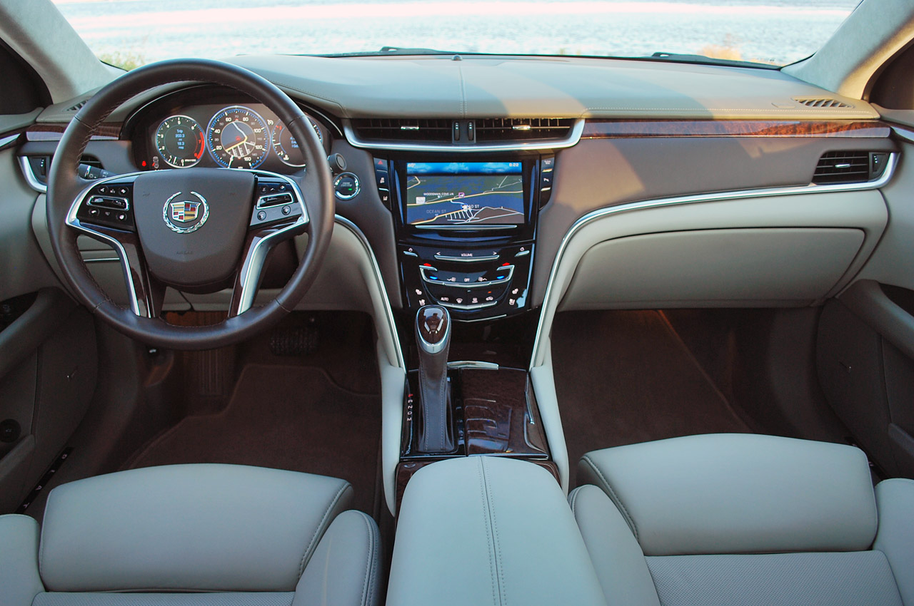 Cadillac Xts Review Peterson Chevrolet Buick Cadillac Of Boise