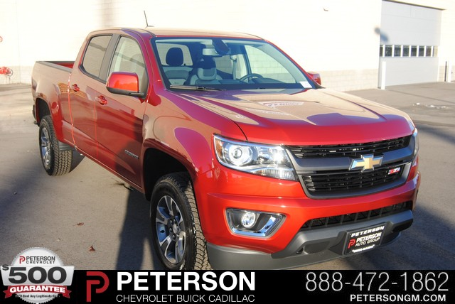 chevy colorado is here peterson chevrolet buick cadillac of boise. Cars Review. Best American Auto & Cars Review