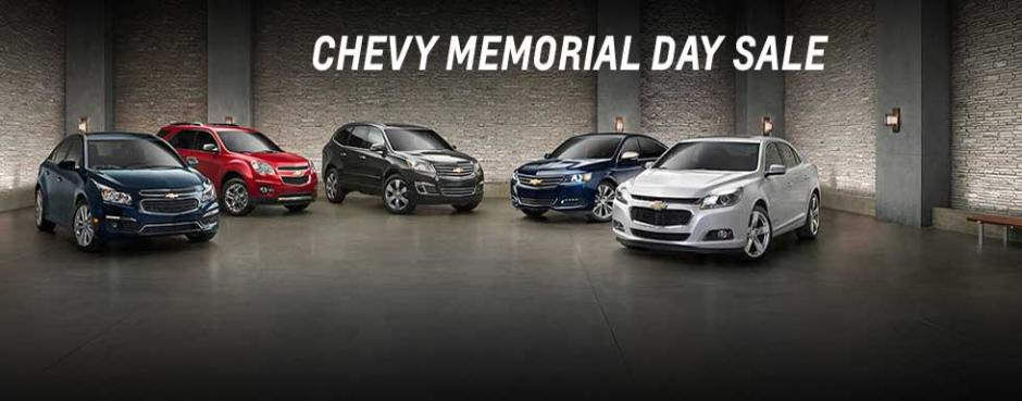 Chevy Memorial Day 2015