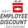 Chevy Discount for Everyone Graphic
