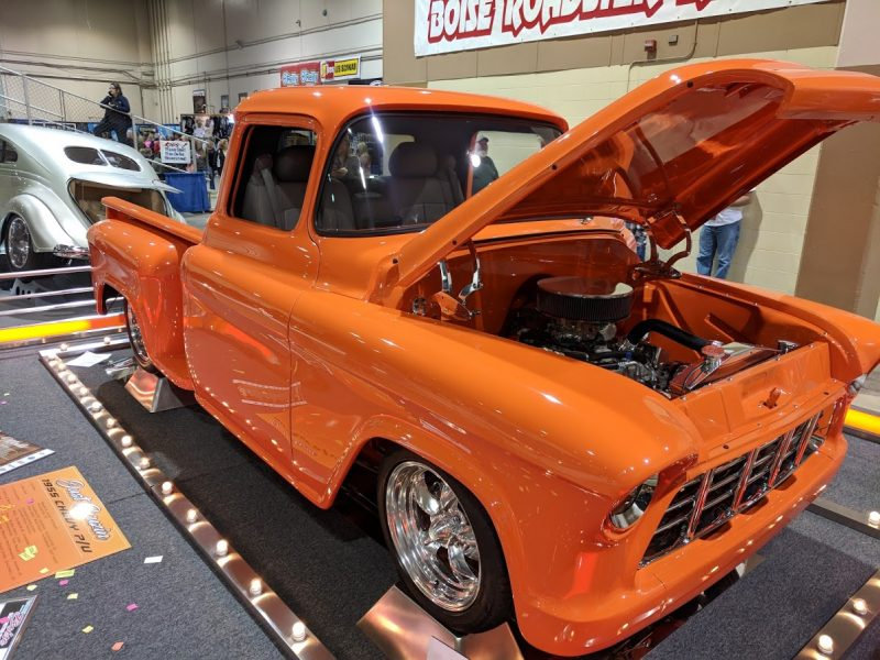 1955 Chevy Pick Up Step Side